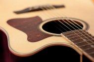 instrument muzyczny - gitara